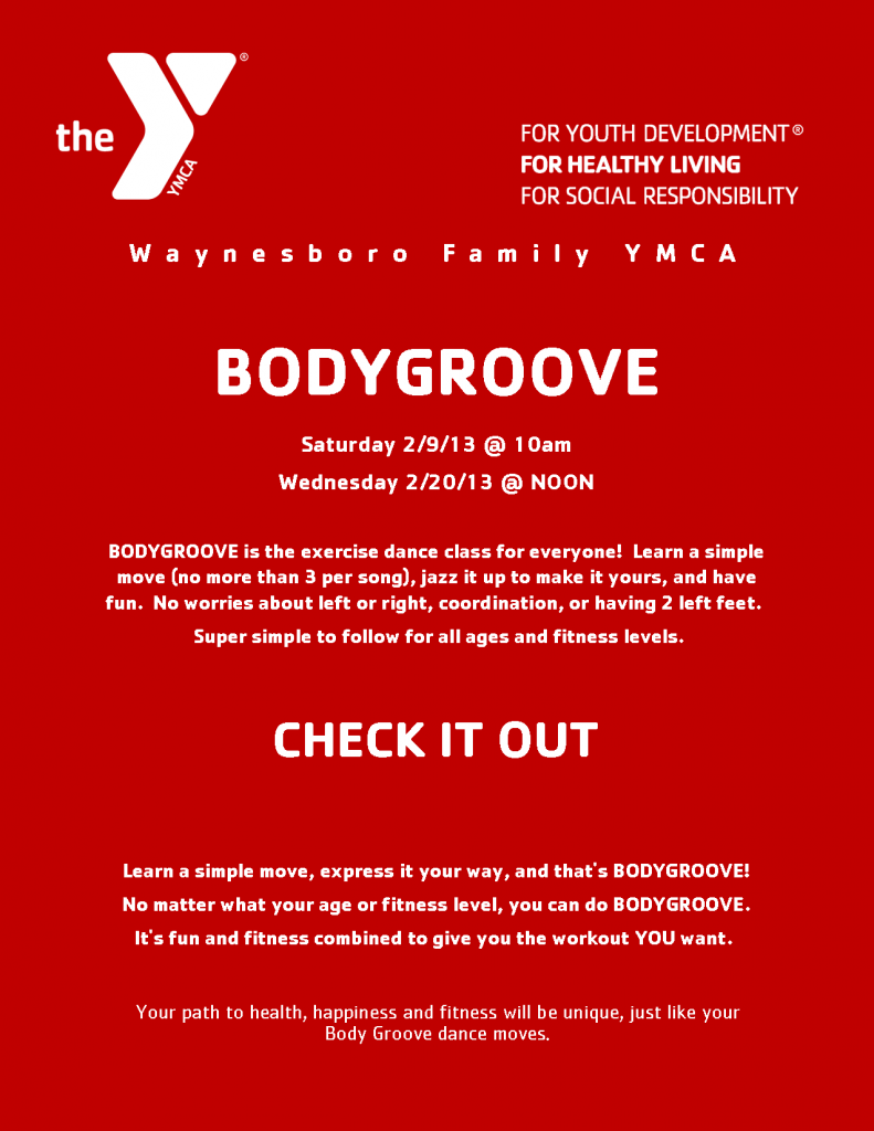 Body Groove Group Exercise