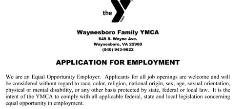 jobs in waynesboro va